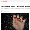 Ring in the New Year with These Chic Nail Trends