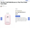 The Best Nail Polish Removers That Won't Ruin Your Digits