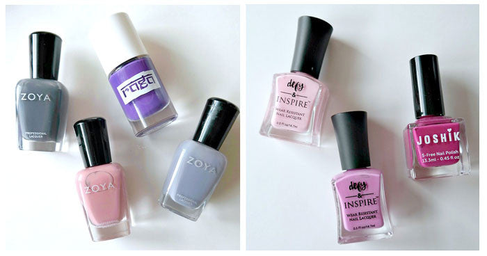 The World's Safest Nail Polish Brands That Aren't Full Of Cancer-Causing Chemicals