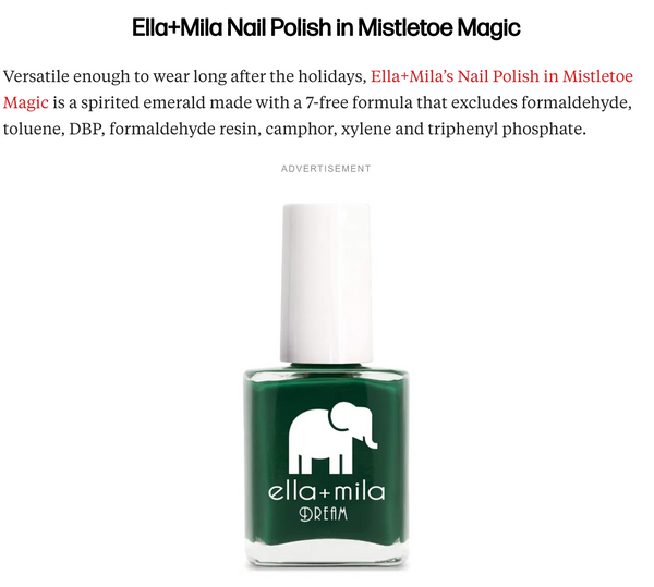 WWD The 13 Best Winter Nail Colors to Elevate Your Manicure