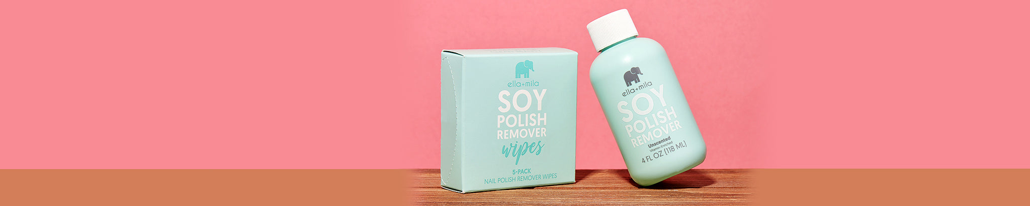 Soy nail polish unscented remover ingredients list banner