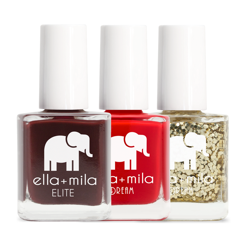 ella+mila | professional nail polish, 7-free, made in the USA