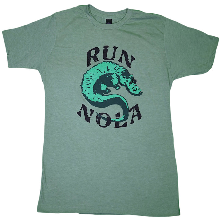 RUN NOLA GATOR SHIRT