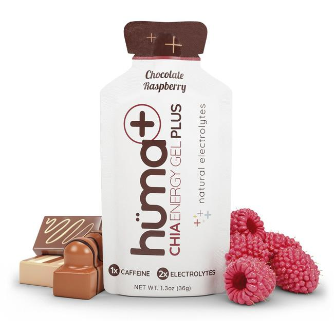 HUMAGEL PLUS CHOCHOLATE RASPBERRY