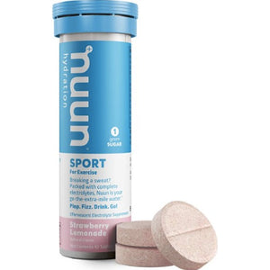 NUUN SPORT STRAWBERRY LEMONADE