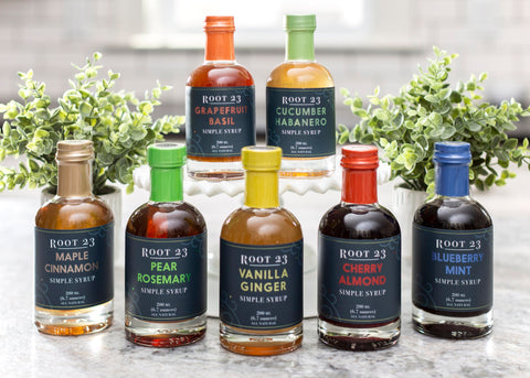 Simple Syrups | ROOT 23