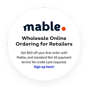MABLE Wholesale - ROOT23 Simple Syrups - Cocktails