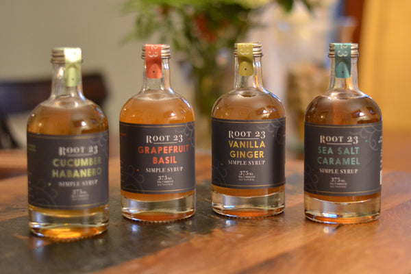 ROOT 23 Simple Syrups