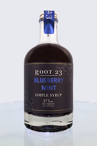 375 mL Blueberry Mint