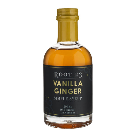 200 mL Vanilla Ginger