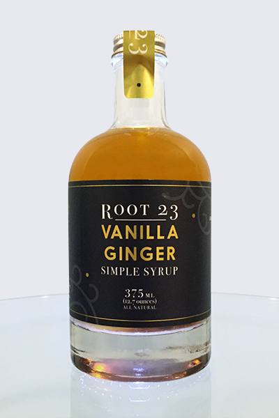 375 mL Vanilla Ginger