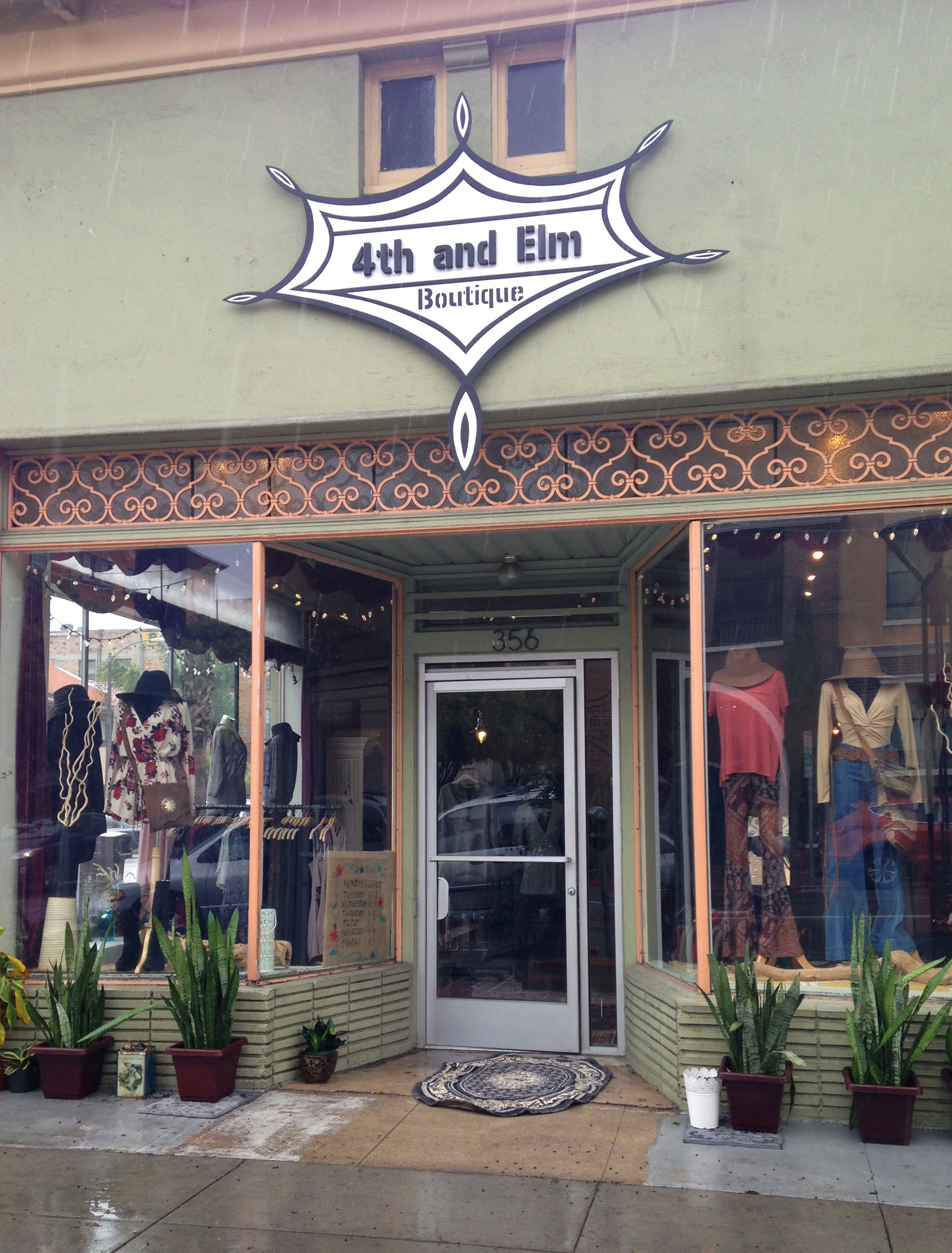 4th and Elm Boutique Shop in Long Beach, CA