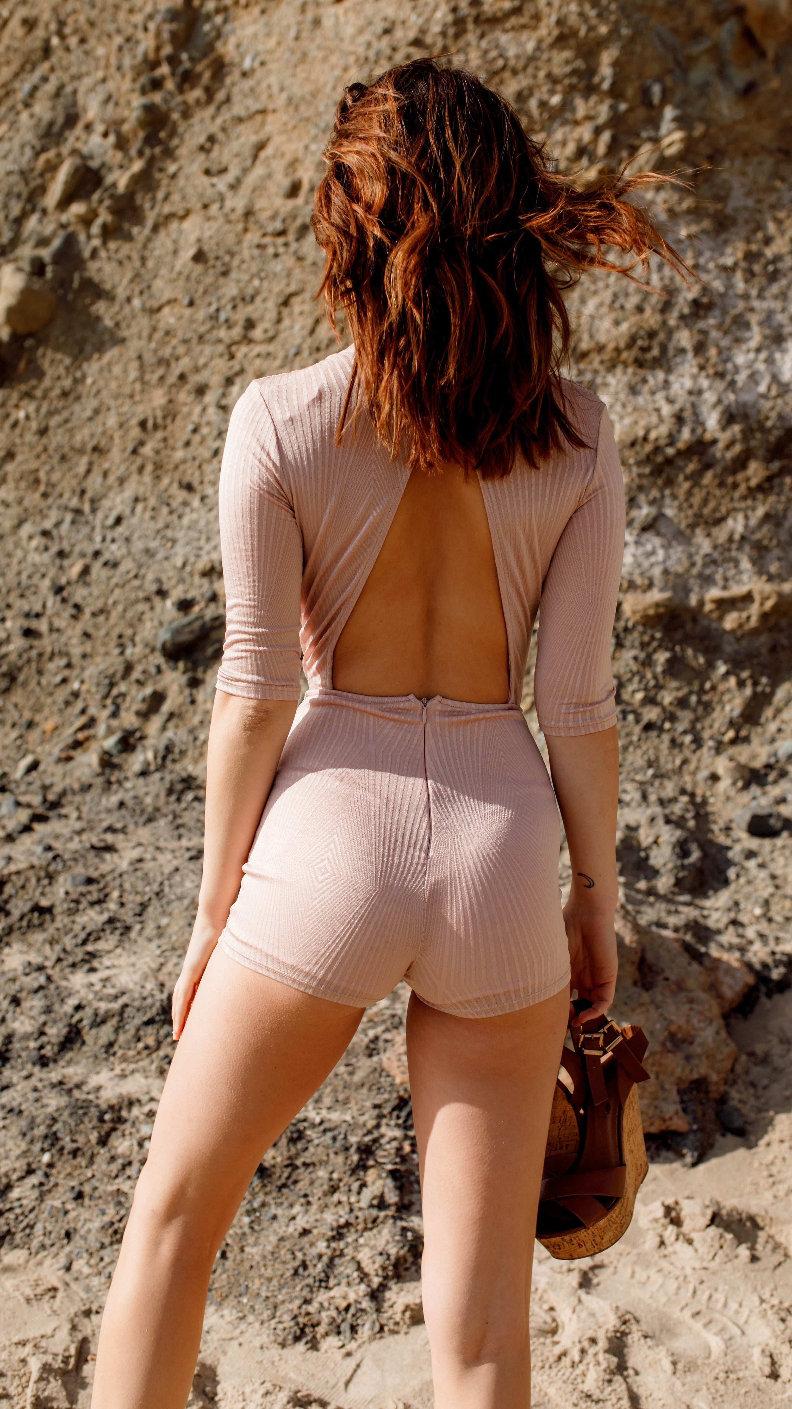 Chaille Romper