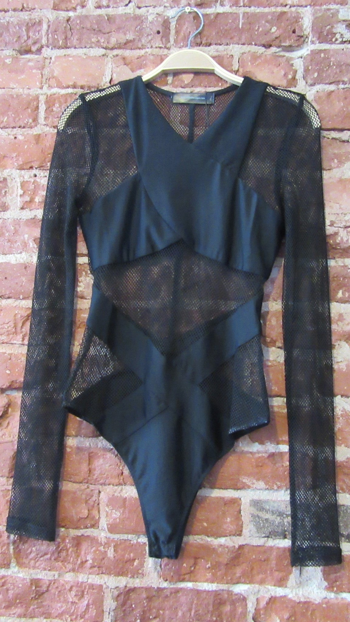 Backstage bodysuit