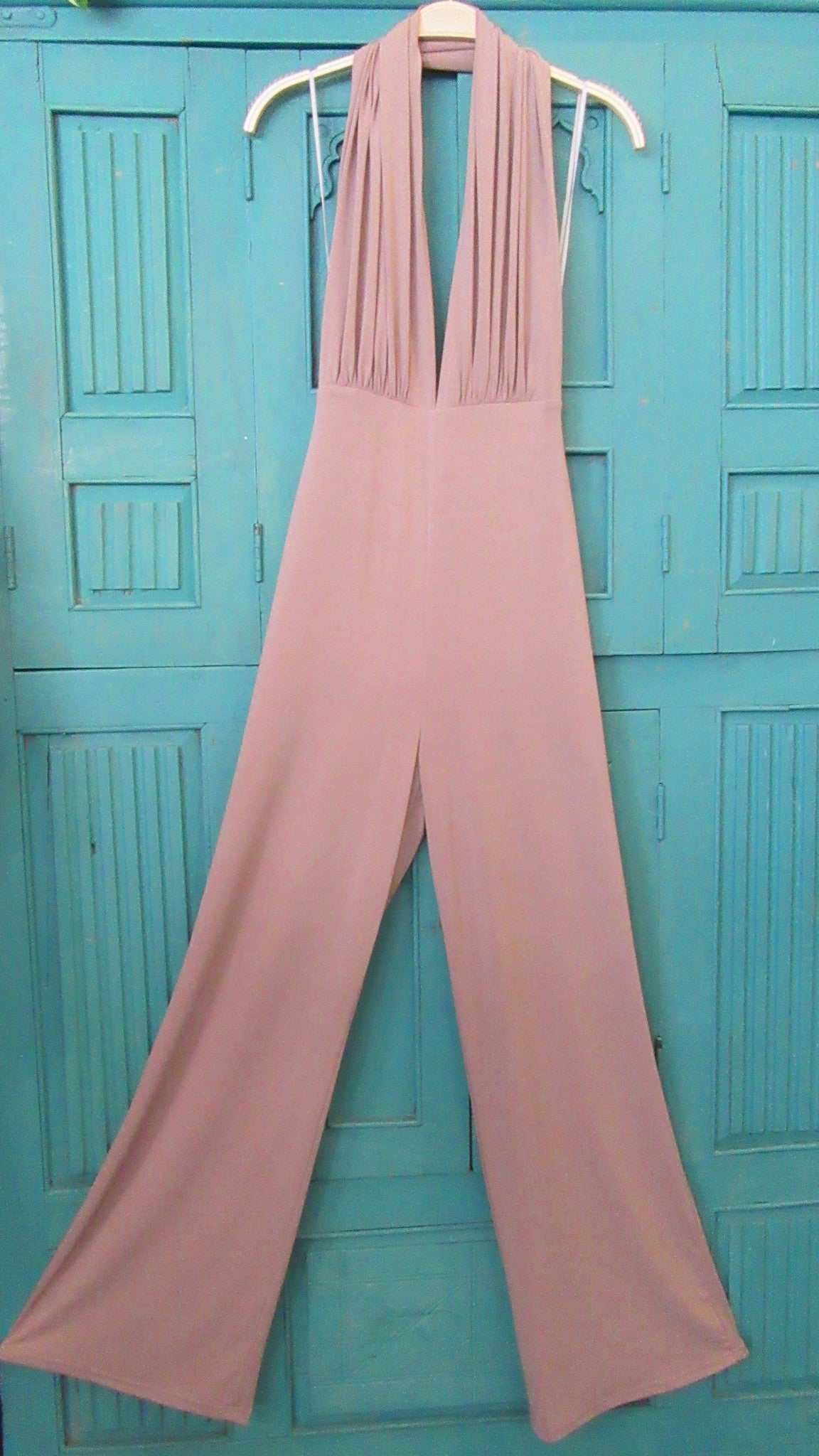 Helena Wide-leg Jumpsuit