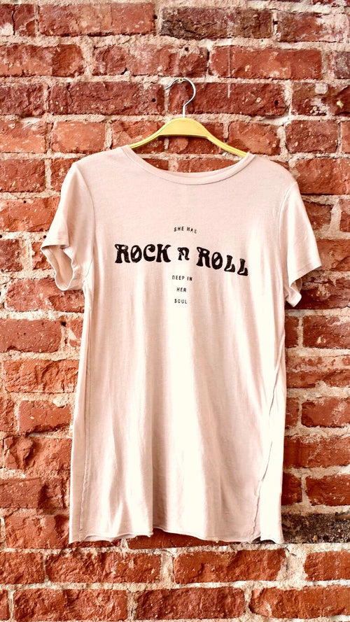 Rock-n-Roll Graphic Tee
