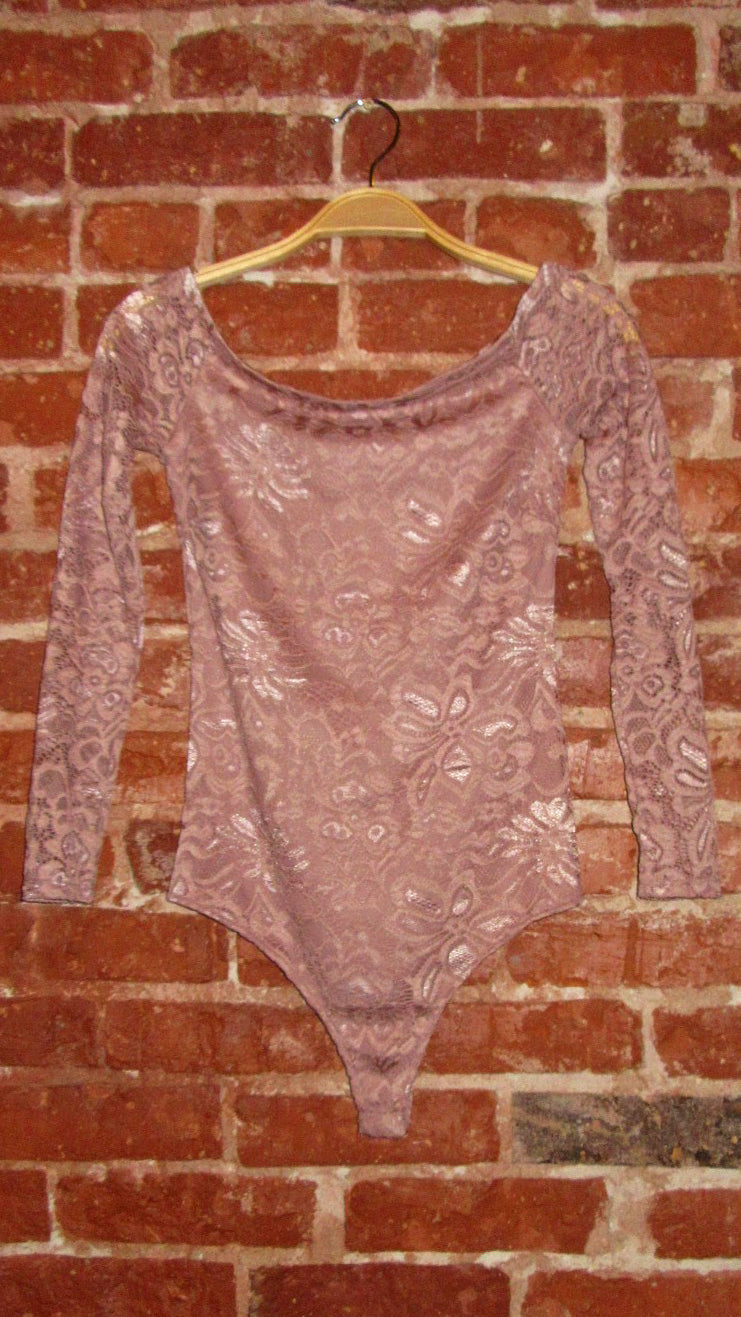 Molly Lace Bodysuit