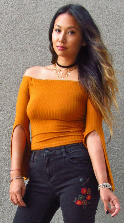 Lee Off The Shoulder Top
