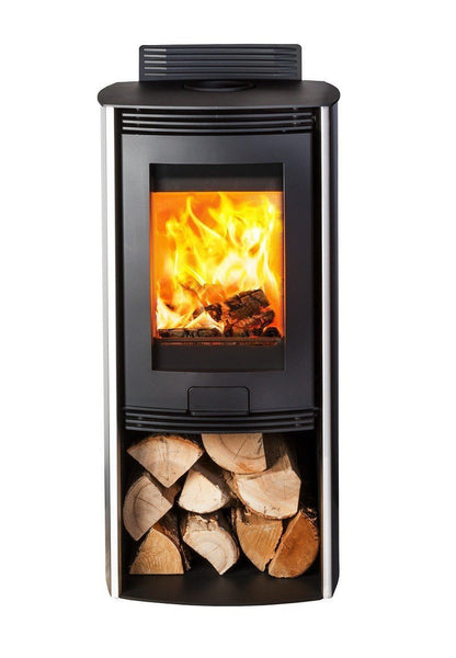 Arrival of DiLUSSO R4 European Wood burning Stove
