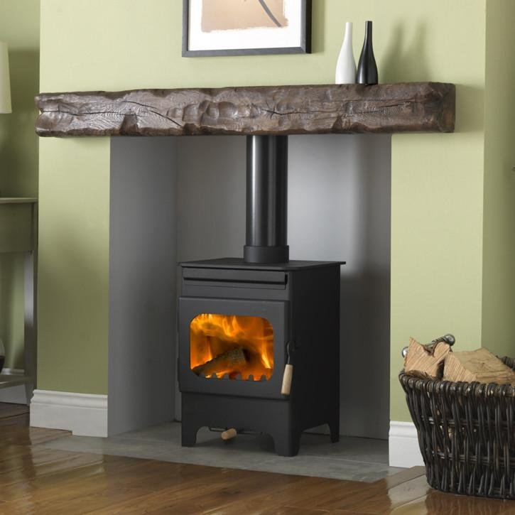 Introduction to the Burley Debdale 9104 Wood burning stove