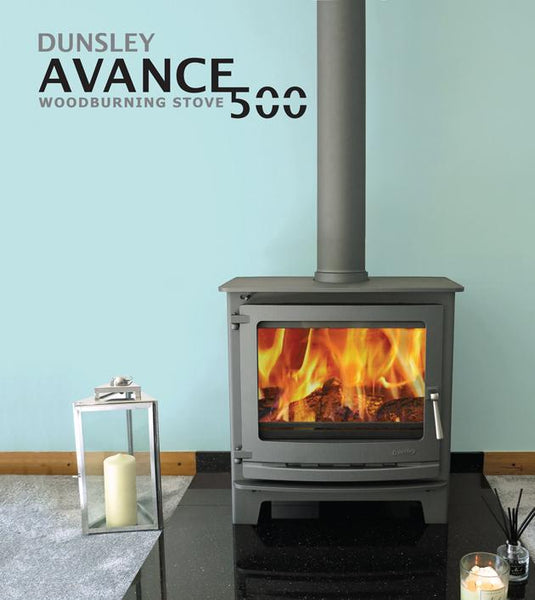The Dunsley Avance 500 Wood Burning Stove