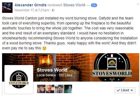 review stovesworld