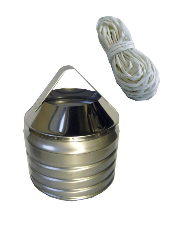 155mm Nose Cone And Cord (screw type) - Stoves World Ltd
