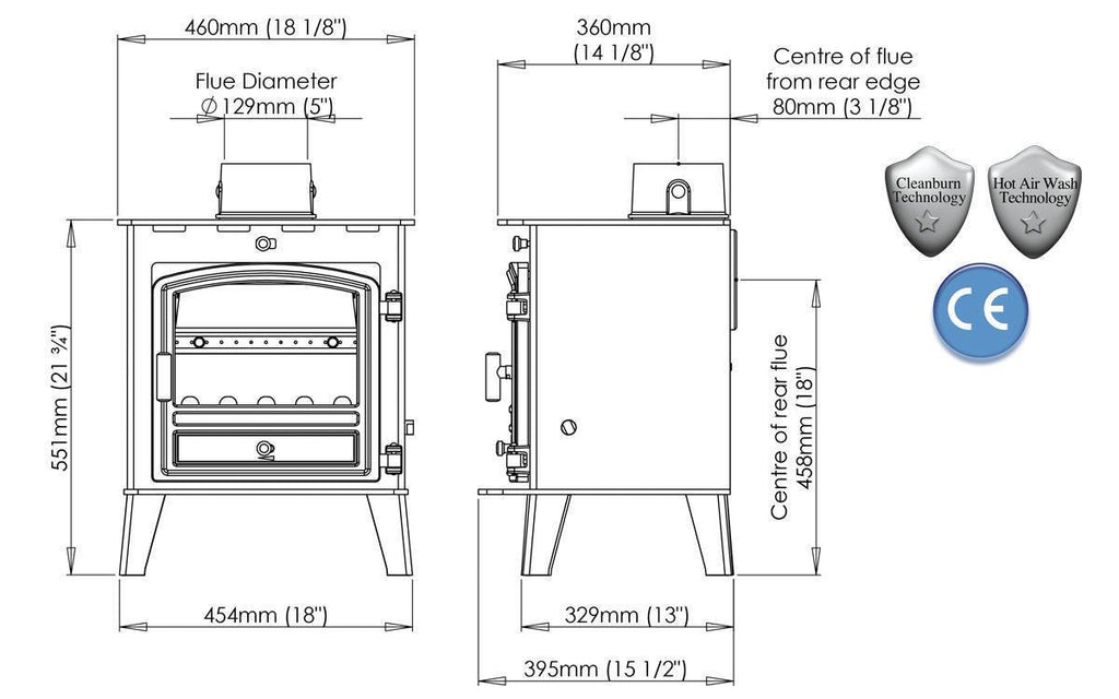 AVALON 4 - Stoves World Ltd
