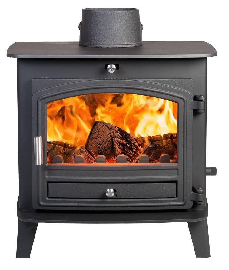 Avalon 6 Defra Approved Woodburning / Multifuel - - Stoves World Ltd