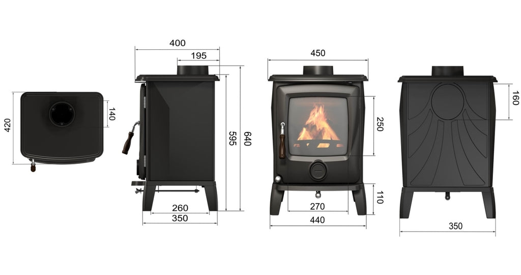 Casttec Cougar 5 - Stoves World Ltd