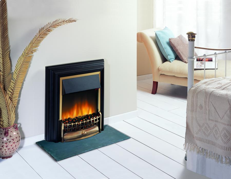 Cheriton Optiflame Freestanding Electric Fire - Stoves World Ltd