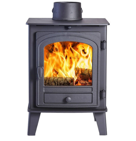 Dunsley Highlander 5 Log Store Multi Fuel / Wood Burning Stove