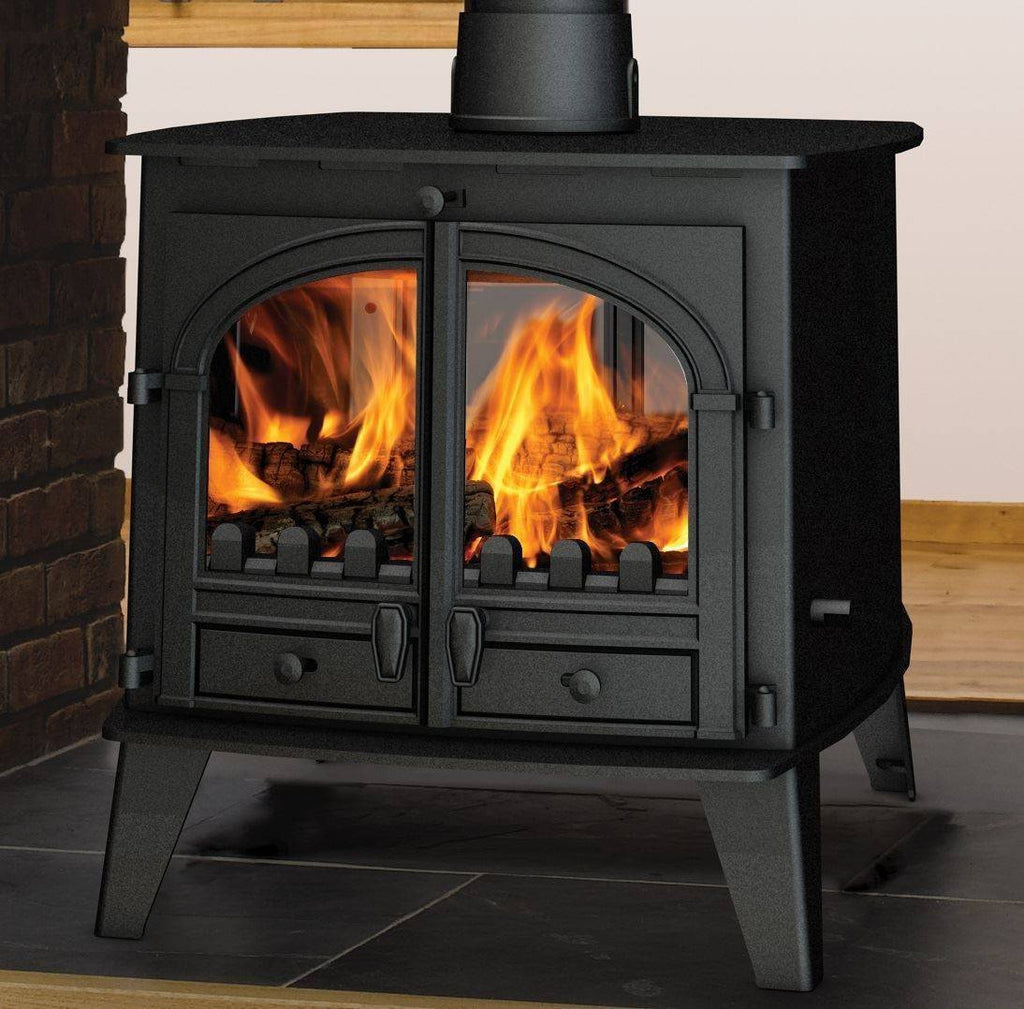 CONSORT 9 DOUBLE SIDED SINGLE DEPTH - Stoves World Ltd
