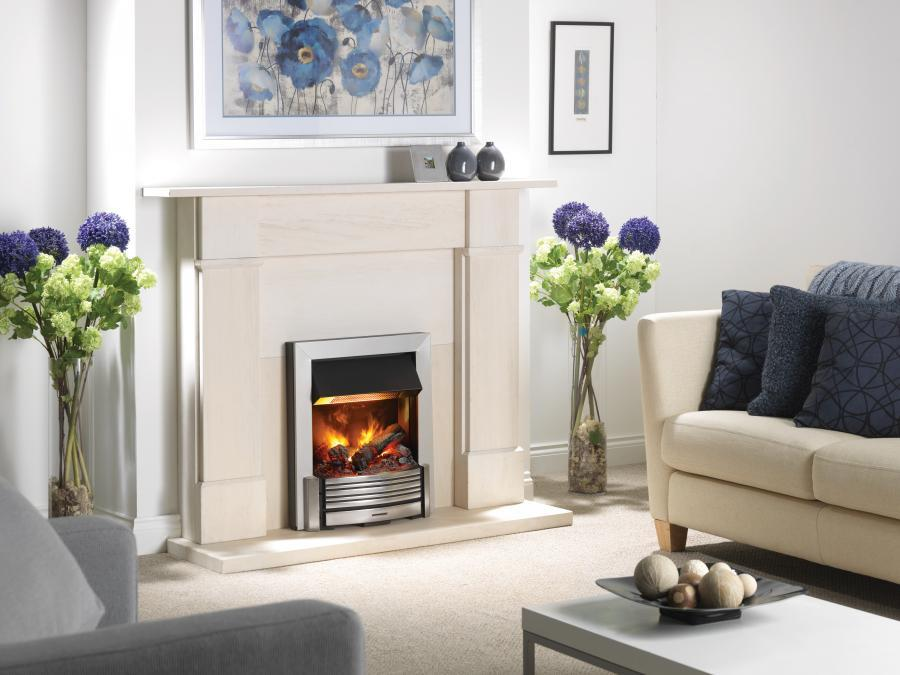 Dimplex Sacramento Opti-myst Electric Inset Fire - Stoves World Ltd