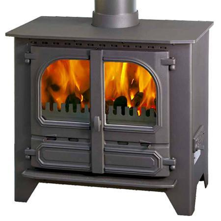 Dunsley Highlander 10 Multi Fuel / Wood Burning Stove - Stoves World Ltd