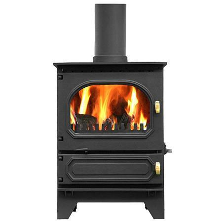 Dunsley Highlander 7 Multi Fuel / Wood Burning Stove - Stoves World Ltd