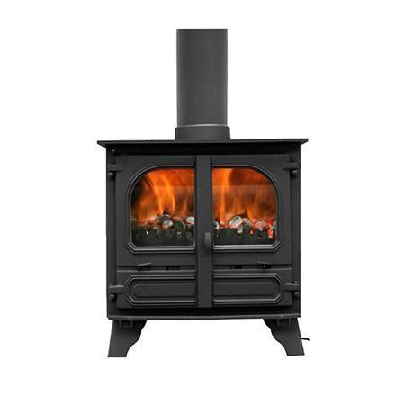 Dunsley Highlander 8 Multi Fuel / Wood Burning Stove - Stoves World Ltd