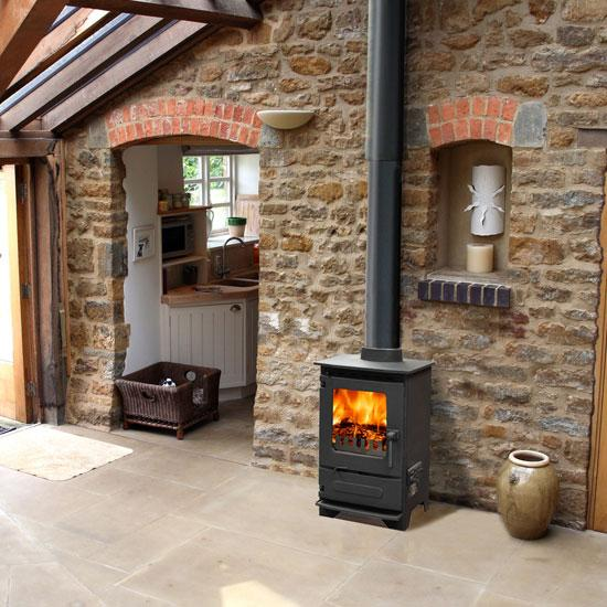 Dunsley The Highlander 3 Enviroburn SG Stove - Stoves World Ltd
