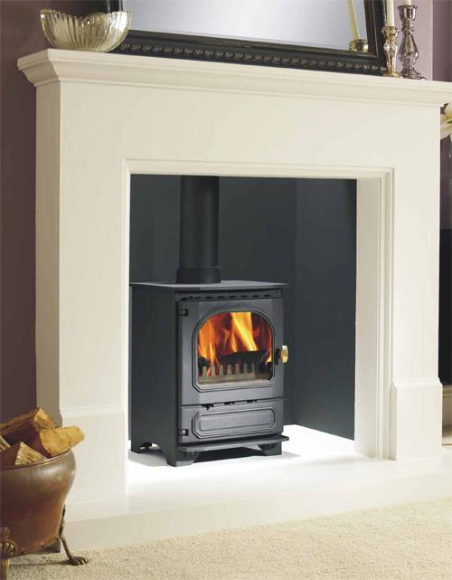Dunsley The Highlander 5 Enviro-burn Stove - Stoves World Ltd