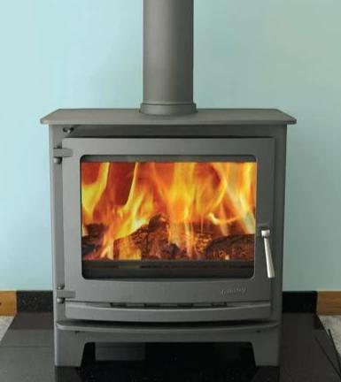 R4 Eco Design Stove
