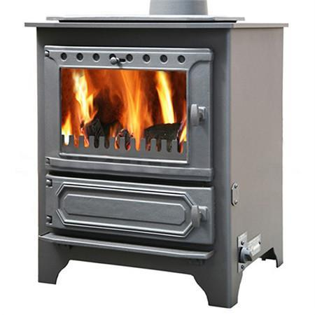 Dunsley Yorkshire Wood Burning Boiler Stove - Stoves World Ltd