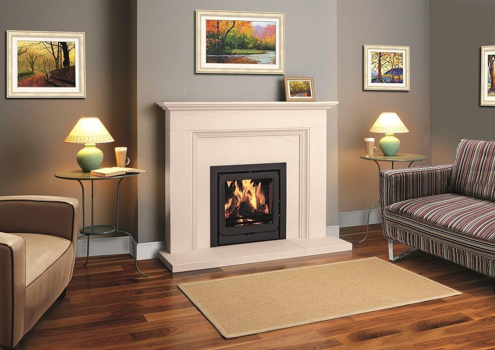 FDC 5kW Inset Wide Inset Stoves - Stoves World Ltd