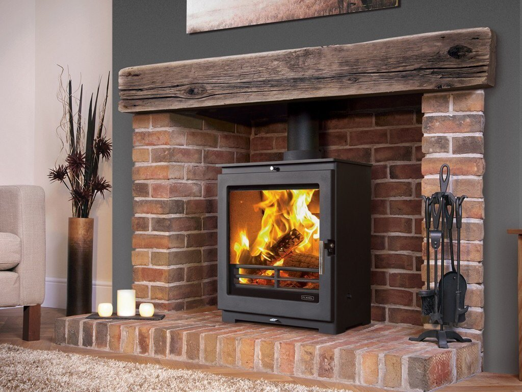 Flavel Arundel XL Multifuel Stove - Stoves World Ltd