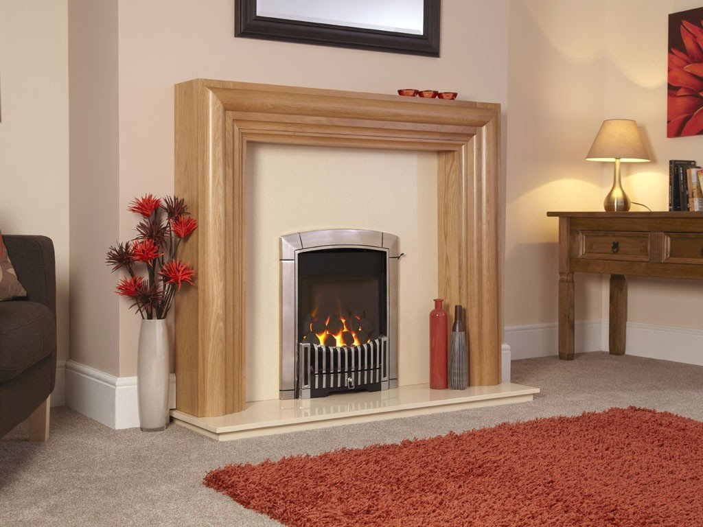 Flavel Caress HE Gas Fire - Stoves World Ltd