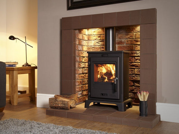 Flavel Dalton Multifuel Stove - Stoves World Ltd