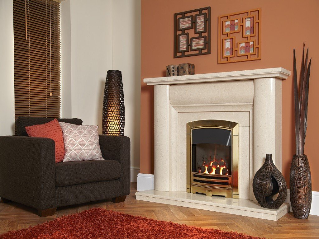 Flavel Decadence HE Gas Fire - Stoves World Ltd
