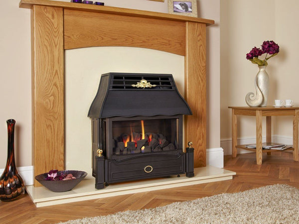 Flavel Emberglow Balanced Flue Gas Fire - Stoves World Ltd