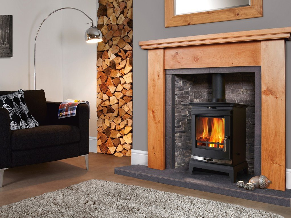 Flavel Rochester 5 Multifuel Stove - Stoves World Ltd