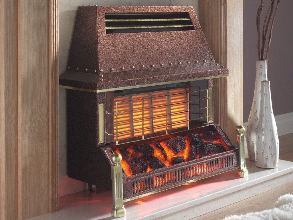 Flavel Welcome Outset Gas Fire - Stoves World Ltd