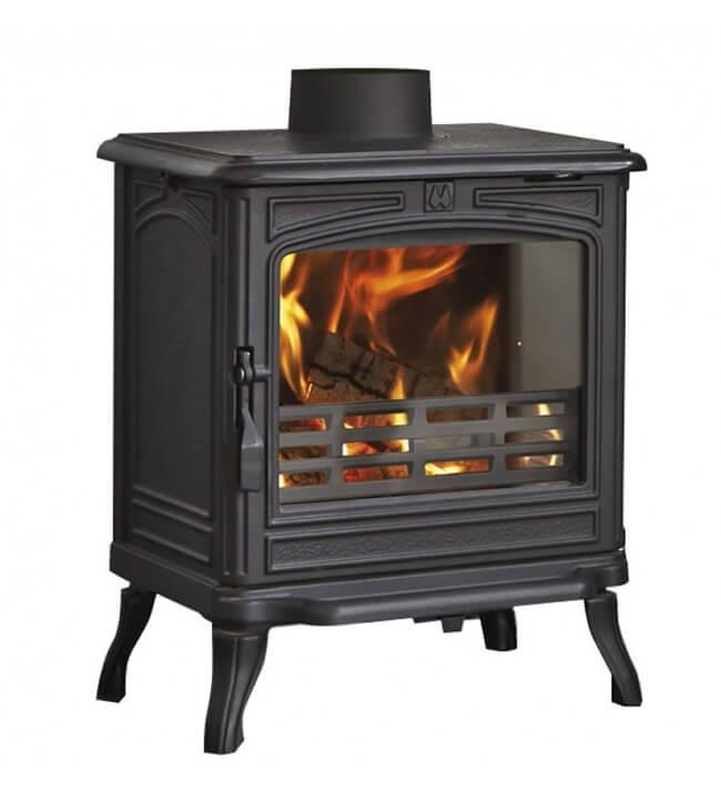 FRANCO BELGE MONTFORT ELEGANCE WOOD BURNING / MULTI FUEL STOVE - Stoves World Ltd